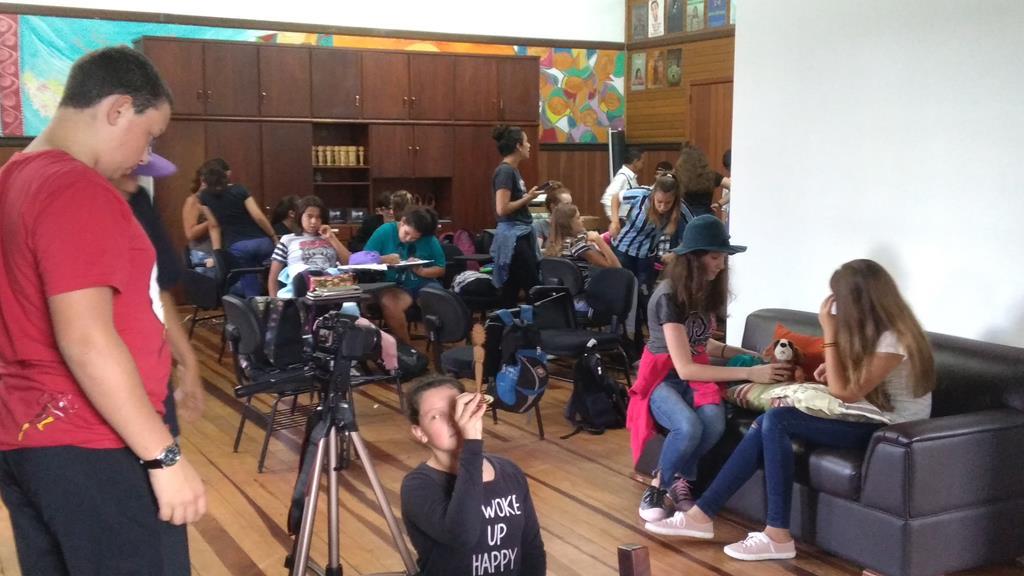 Fotografia e roteiro são temas de aulas de revisão