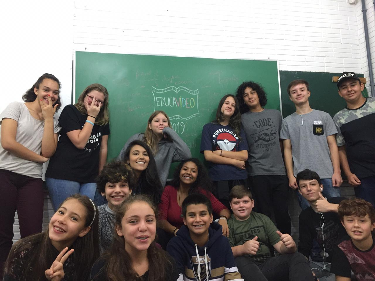 Educavídeo inicia atividades de 2019