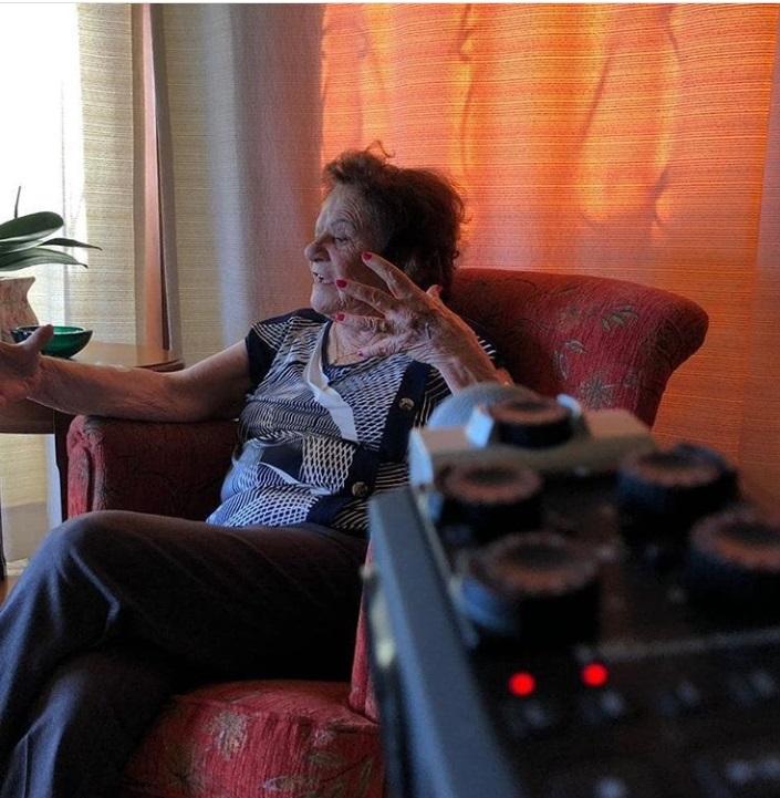 Alunos realizam mais entrevistas para série documental