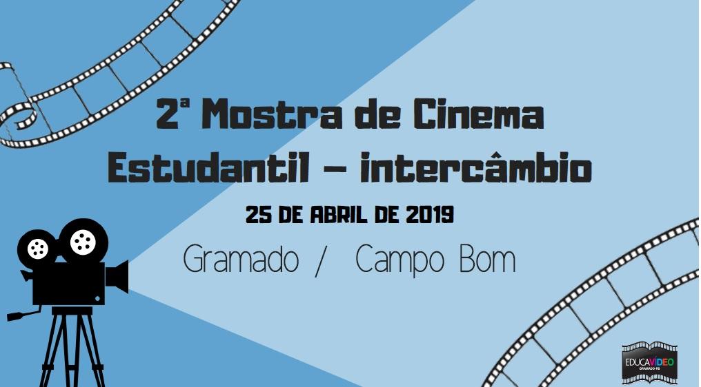 Mostra de Cinema ocorre dia 25