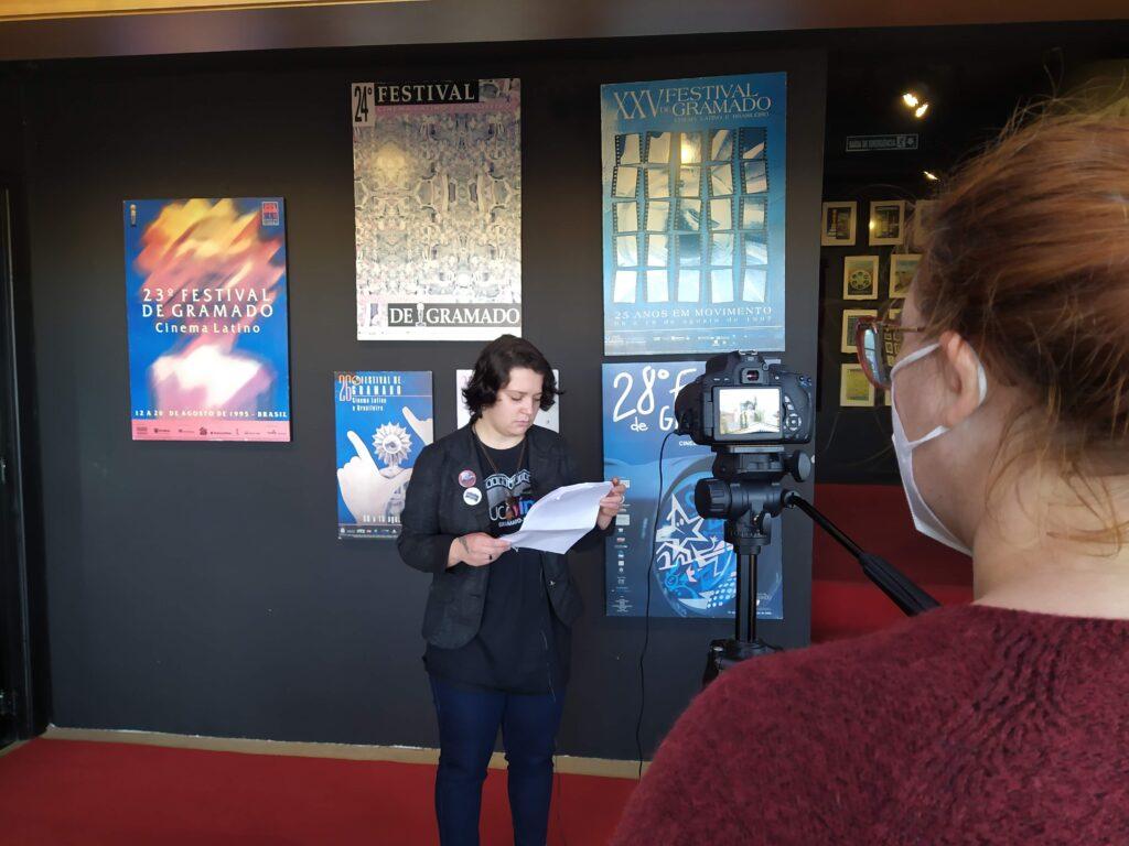 Noite do Educavídeo no Festival de Cinema será dia 12 de agosto